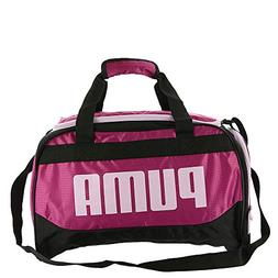Puma Women's PV1678 Dispatch Duffel Bag Pink-Black