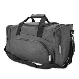 DALIX Signature Travel or Gym Duffle Bag in