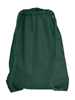small drawstring backpack 8881 forest