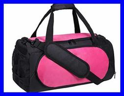 MIER SMALL Gym Sports Bag For Women Ladies & Girls W Shoes C