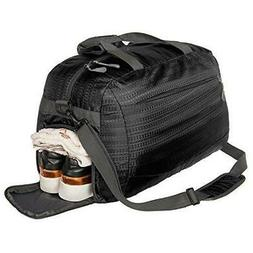 Coreal Sport Gym Bag Duffel with Shoes Compartment for Men a
