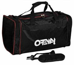 SPORTS GYM DUFFEL BAG BJJ GEAR BOXING MMA JUDO KARATE LIGHTW