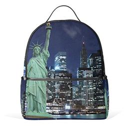 JSTEL Statue Of Liberty New York City School Backpack 4th 5t
