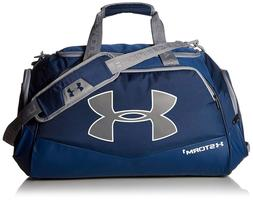 Under Armour Storm Undeniable II Duffle, Blackout Navy /Stee