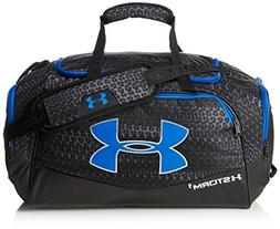 Under Armour Storm Undeniable II Duffle, Graphite /Black, On