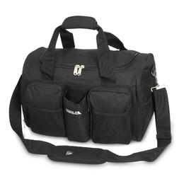 EVEREST Stylish Sports Gym Bag with Special Side Pocket For