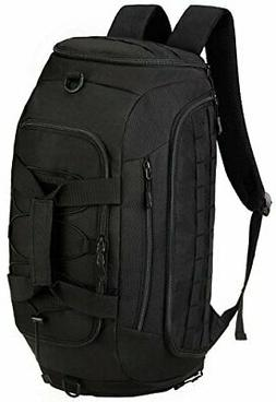 Tactical Duffle Bag Men Gym Backpack Large Capacity Military