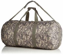 Explorer Tactical Round Heavy Duty Duffel Bag With Shoulder