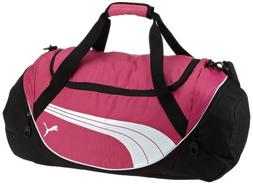 PUMA Men's Teamsport Formation 20 Inch Duffel Bag, Pink, One