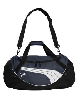 PUMA Men's Teamsport Formation 24 Inch Duffel Bag, Navy, One