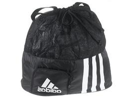 adidas Tournament Ball Bag Ball Bag,Black/White,One Size