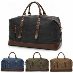 Travel Canvas Journey Sports Shoulder Overnight  Luggage Wee