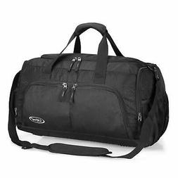 Travel Duffel Bag with Shoes Compartment Sports Gym Bag for