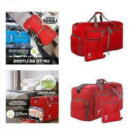 Bago Travel Duffle Bag For Women & Men - Foldable Luggage Gy