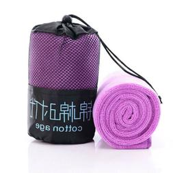 Travel Towel Sports Bath Gym Quick Dry Swimming Camping Beac