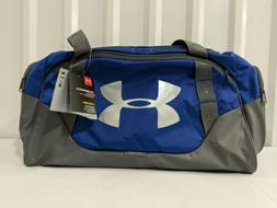 Under Armour Undeniable 3.0 Medium Duffle Bag, Royal /Silver