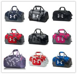 Under Armour, Undeniable Duffle 3.0 Gym Bag - Small, Black |
