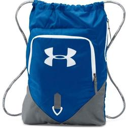 Under Armour Undeniable Sackpack Drawstring Gym Bag Royal Bl