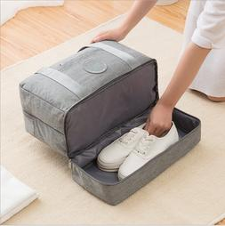 US Ladies Mens Sports Gym Holdall Boot Bag Travel Luggage We