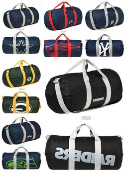 Vessel Barrel Duffle Gym Bag NFL & MLB Team
