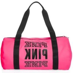 Victoria's Secret PINK - Duffel/Gym Bag in Pink - Rare and H