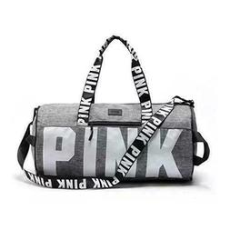 Victorias Secret PINK  Duffle Bag Tote ~ VS Gym Travel Overn