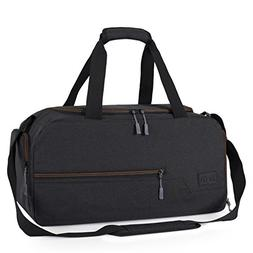 MarsBro Water Resistant Sports Gym Travel Weekender Duffel B