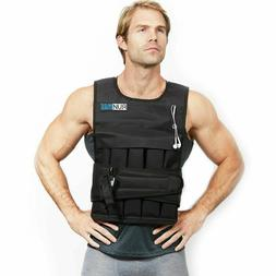 RUNFast RM_40 Pro Weighted Vest 12lbs.-60 lbs.