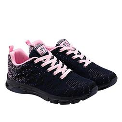 SCSAlgin Womens Air Cushion Outdoor Sport Running Shoes Ligh