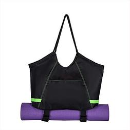 Covax Yoga Mat Bag, Exercise Yoga Mat Carrier, Large Women/M